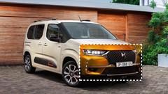 DS prépare une version luxueuse du Citroën Berlingo