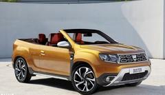 Le Dacia Duster sera proposé en cabriolet et coupé à partir de 2019 !