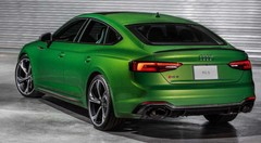 Audi RS5 Sportback : pour faire oublier la RS4 berline
