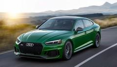 Audi RS5 Sportback : la première du nom