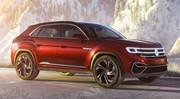 Le Volkswagen Atlas Cross Sport Concept se dévoile