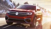 Volkswagen Atlas Cross Sport : les ambitions premium du constructeur aux USA