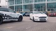 Ford vous aidera à trouver des places de parking