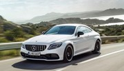 Mercedes-AMG C 63 : plus de vitesses !