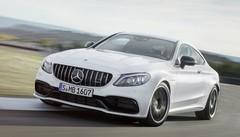 Mercedes-AMG C63 Coupé : la même, mais en mieux
