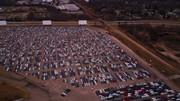 """Le """"cimetière"""" californien de Volkswagen"""
