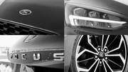 Ford tease la prochaine génération de sa Focus