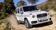 Nouveau Mercedes Classe G: à partir de 110700 €