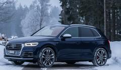 Essai Audi SQ5 3.0 TFSI : Légers changements pour garder les clients fidèles