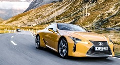Essai Lexus LC 500 : Coup de foudre