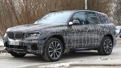 De moins en moins camouflé, le futur X5 de BMW