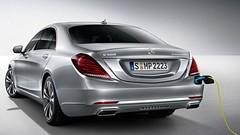 Mercedes prévoit une Classe S électrique pour 2020