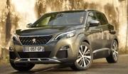 Essai Peugeot 3008 Blue HDi 1,5: Un « SUV » efficace, sûr, un peu irritant