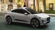 Waymo (Google) va commander 20 000 I-Pace à Jaguar pour sa flotte autonome