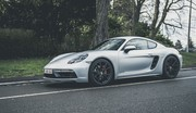 Essai Porsche 718 Cayman GTS