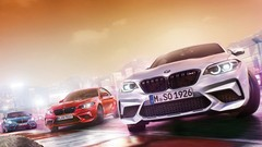 La BMW M2 Competition en fuite en Australie