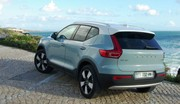 Essai Volvo XC40 D4 190 AWD Geartronic 8 First Edition : Chic et cher