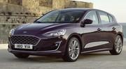 Ford Focus (2018) : dans la mélée