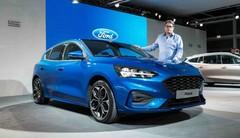 Ford Focus 4 (2018) : A bord de la nouvelle Focus en vidéo