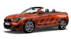 BMW X2 Cabriolet : une version très exclusive à l'étude pour 2020