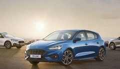 Ford Focus : une gamme complète