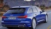 L'Audi A6 Avant fait son retour en 2018
