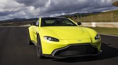 Essai Aston Martin Vantage 2018 : Sale caractère