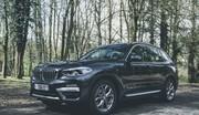 Essai BMW X3 xDrive20d 2018