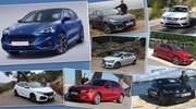 Ford Focus 4 : les concurrentes