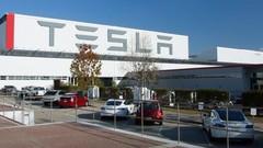Tesla interrompt la production de la Model 3