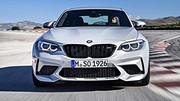 BMW M2 Competition 2018 : Encore plus mordante