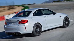 BMW M2 Competition : elle reprend le moteur de la BMW M3