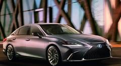 Prête à remplacer la GS, la Lexus ES 2018