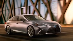 Lexus ES : la séduction pour partir à la conquête