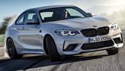 BMW M2 Competition : 410 ch près du corps