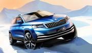 Skoda prêt à dévoiler son mini-SUV