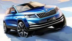 Škoda : SUV compact pour le marché chinois