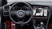 Volkswagen Golf 8 : l'intérieur de la R Touch Concept ?