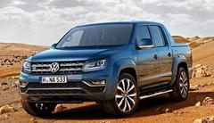 Volkswagen Amarok : un V6 TDI plus puissant