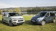 Le Citroën Berlingo 2018 face à l'ancien : quelles différences ?
