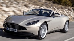 Essai Aston Martin DB11 Volante : Désir bridé