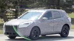 Le futur Ford Kuga avance bien camouflé