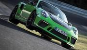 Un exploit signé Porsche en GT3 RS sur le Nürburgring
