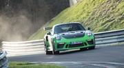 La Porsche 911 GT3 RS : plus rapide que la 918 Spyder sur le Ring