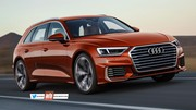 Future Audi A3 (2019) : choc de simplification