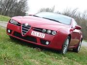 Essai Alfa Romeo Brera 2.2 JTS Selespeed : le mieux est l'ennemi du bien