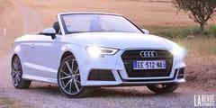 Essai Audi A3 cabriolet : lorsque le trajet devient voyage