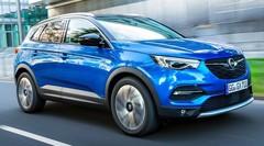 Opel: le Grandland X adopte le nouveau 1.5 diesel PSA