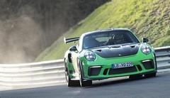 Porsche 911 GT3 RS : 6 min 54 s sur le Nürburgring