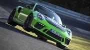 Porsche 911 GT3 RS : moins de 7 minutes au Nürburgring